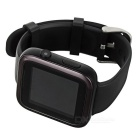 Ordro CK1 Bluetooth 4.0 Smart Watch Support SIM w/ Pedometer, Sleep Monitor, Calendar + More - Black