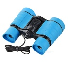 CTSmart 4X 30mm Climbing Mini Binocular Telescope for Children - Blue