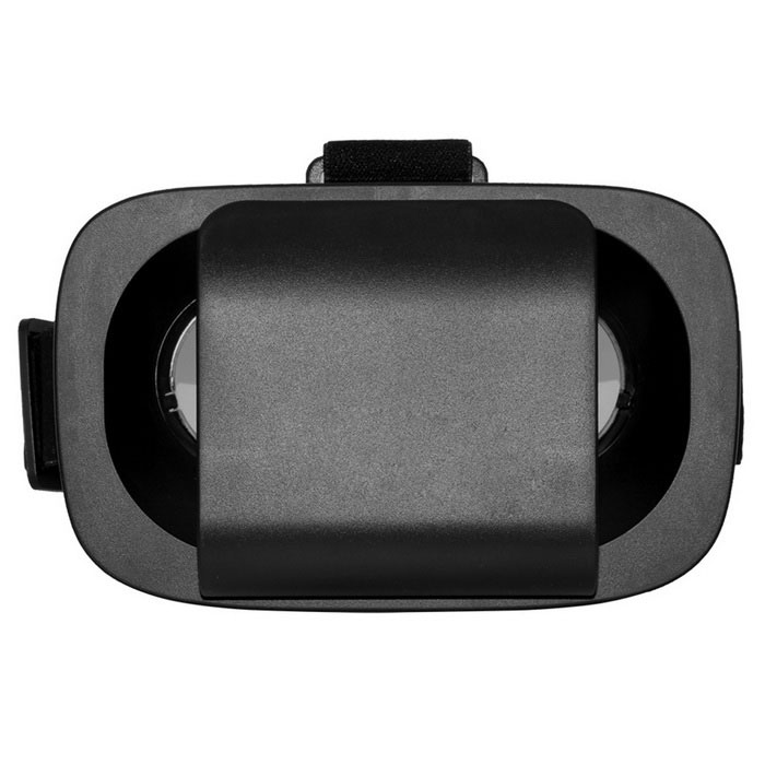 Universal ColorCross 3D VR Video 3D Glasses - Black