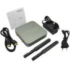 MINIX NGC-1 Intel Braswell Fanless Mini PC Windows 10 Edition w/ 4GB RAM,128GB ROM - Grey