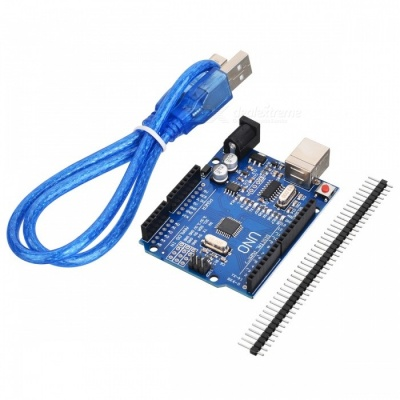 Improved Version UNO R3 ATMEGA328P Board Compatible wit Arduino