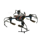 Buy MJXR/C X902 2.4GHz 4CH 6-Axis Gyro RC Quadcopter - Black