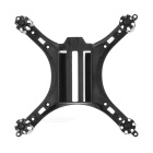 Replacement Spare Parts ABS Lower Body Shell for JJRC H8mini - Black