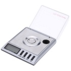 20g/0.001g High Precision Mini Digital Electronic Scale Jewelry Weighing  w/ Tray Tweezers Weight