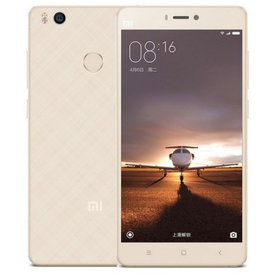 Xiaomi 4S Snapdragon 808 Phone  3GB RAM 64GB ROM -Golden