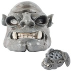 OCOOCOO B300 Porous Devil Head Tattoo Frame - Gray