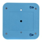 8-LED Light Lamp PIR Auto Sensor Motion Detector - Blue