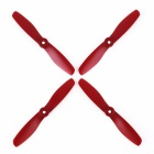 OCDAY VMAX9268 5045 Strengthened CCW & CW Props Propellers for H250 - Red (2 Pairs)
