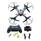 JJRC H29-H29W 2,4 GHz FPV R / C Quadcopter w / 6-Axis Gyro - Negro + Azul