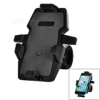 360' Rotation Motorcycle Bicycle Mount Holder for GPS, Phone - Grey