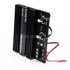 CARKING Car Aluminum Alloy Casing Stereo Audio Power Amplifier Board for 10 Inch Speaker - Black