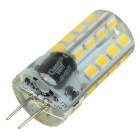 Marsing G4 4W 400lm 3500K 32-2835 LED Warm White Light Bulb (AC/DC 12V)