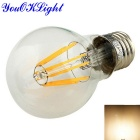 YouOKLight E27 8W LED ampoule lampe chaud blanc lumineux 3000K 750lm 8-s/n - Transparent % 28100 % 7E120V % 29