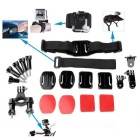 20-in-1 Sports Camera Accessories Kit for GoPro Hero 4 / 3 / 3+ / SJ4000 / SJ5000 / SJCam / Xiaoyi