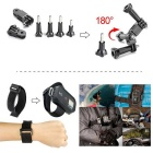 19-in-1 Sports Camera Accessories Kit