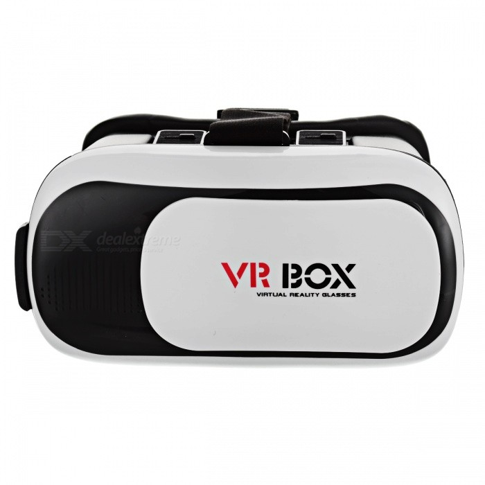 how to use a vr box