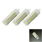 G4 7W LED Bulb Lamp White Light 6300K 345lm 33-LED (AC 220V / 3PCS)