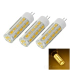 G4 7W LED Bulb Lamp Warm White Light 3000K 327lm 33-LED (220V, 3PCS)