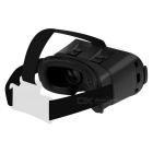 "VR BOX Virtual Reality Glasses for 3.5~6"" Mobile Phone - White + Black"
