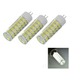 G4 9W LED Bulb Lamp Cold White Light 736lm 76-LED (AC 220V / 3PCS)