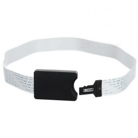 Universal SD Slot to Micro SD TF Flex Extension Cable Linker for Car, Arduino, Raspberry Pi + More