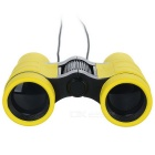CTSmart 4X 30mm Mini Binocular Telescope for Children - Yellow