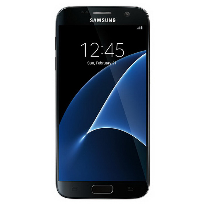 Samsung Galaxy S7 G930FD 32GB Dual SIM Mobile Phone - Black