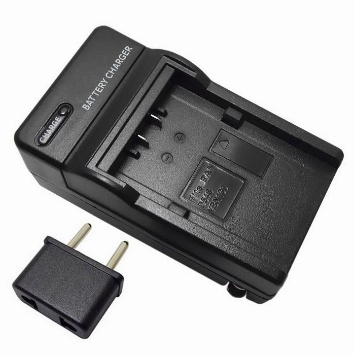 Battery Charger w/ EU Plug for D54, D54D, D54SE - Black (100~240V, US)