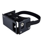 TOCHIC Virtual Reality 3D VR Head Mounted Glasses - Black
