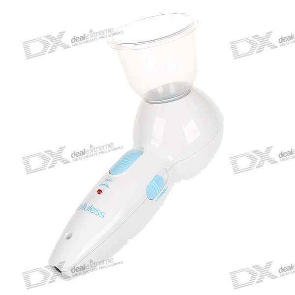 Celluless Anti-Cellulite Treatment Vacuum Body Massager (230V)