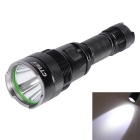 Warsun CT9T 1198lm 5-Mode White Light Rechargeable LED Flashlight w/ Charger Cable (1*18650)