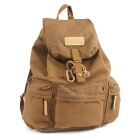 CADEN F5 Professional Nylon Camera Backpack - Khaki