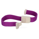 First Aid Medical emostasi Buckle Strap laccio emostatico - Viola + Beige