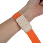 First Aid Medical Hemostasis Buckle Strap Tourniquet - Orange + Beige