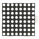 8 x 8 Seamless Cascadable Red LED Matrix F5 Display Module w/ SPI Interface for Arduino