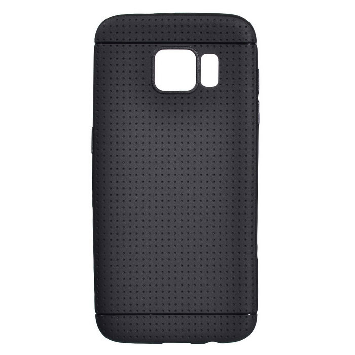 Protective TPU Back Case for Samsung Galaxy S7 Edge - BlackTPU Cases<br>Form ColorBlackQuantity1 DX.PCM.Model.AttributeModel.UnitMaterialTPUShade Of ColorBlackCompatible ModelsSamsung Galaxy S7 EdgeDesignSolid ColorStyleBack CasesPacking List1 x Case<br>