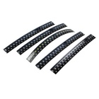 0805 SMD LED Red / Yellow / Green / White / Blue Light-Emitting Diode Set - Black (100 PCS)