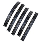 0603 SMD LED Red / Yellow / Green / White / Blue Light-Emitting Diode Set - Black (100 PCS)