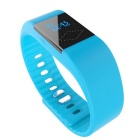 "M1 0.49"" OLED Fitness Tracker Bluetooth Sports Smart Band Wristband Bracelet w/ Pedometer - Blue"
