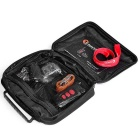 Aetertek AT-918C Collare Shock Collare 550m Auto Anti-Bark Training Aid - Dark Red + Nero