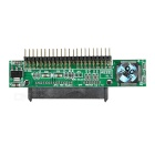 PCI 1-to-2 Adapter - Green + Black
