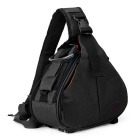 CADEN K1 Camera Messenger Bag for Canon / Nikon - Black