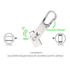 Cwxuan Keychain Design 32GB USB 3.1 Type C / USB 3.0 Flash Drive