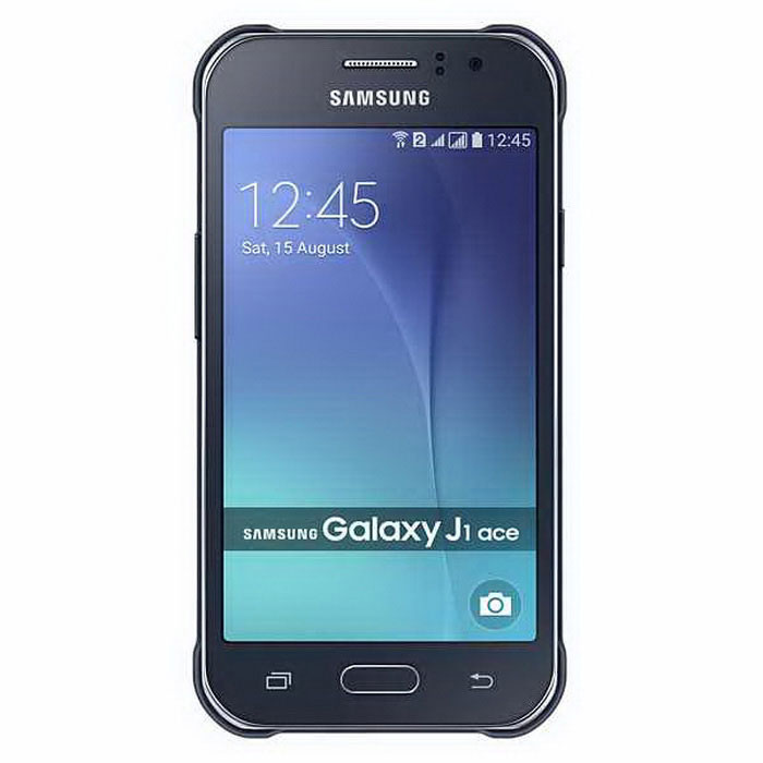 "Samsung Galaxy J1 Ace J110H Dual-Sim 4.3"" Smart Phone with 512MB RAM, 4GB ROM - Black"