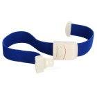 First Aid Medical Hemostasia da bracelete Tourniquet - Azul + Bege