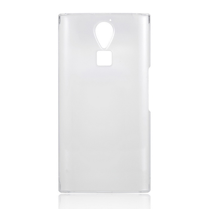 DOOGEE PC Back Case for DOOGEE F5 - Translucent