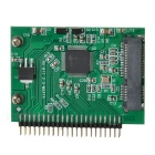 "MSATA to 1.8"" 2.5"" IDE Adapter Board Card - Green + Black"