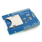SD / TF Card Shield Slot Lese- / Lese-Erweiterungsmodul - Blau