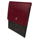"Protective Liner Bag for 6"" Amazon Kindle Paperwhite 1/2/3 - Wine Red"
