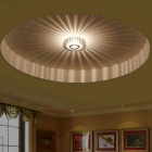 3.5W White LED Ceiling Light Wall Corridor Sitting Room Lamp - Silver